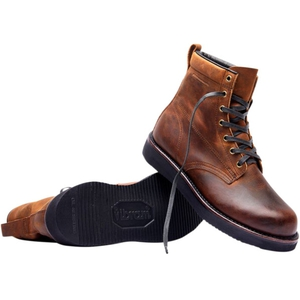 JAMES BOOTS Brown Trail Polished