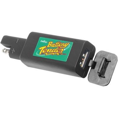 QDCプラグ USBチャージャー