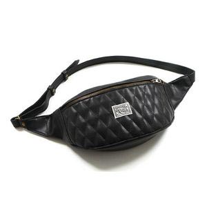 Diagonal Waist Bag