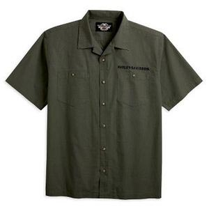 Short-Sleeve Garage Shirt