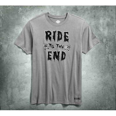 Ride Til the End Tee