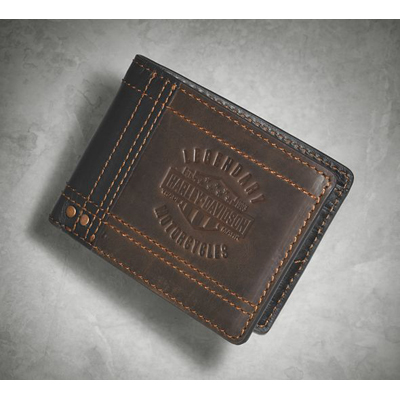 Legendary Bi-Fold Wallet