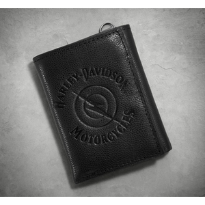 Lightning Bolt Tri-Fold Wallet