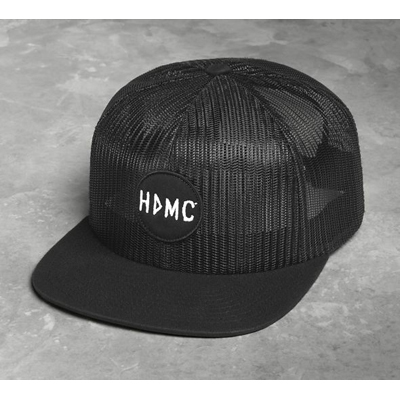 HDMC Patched Trucker Cap