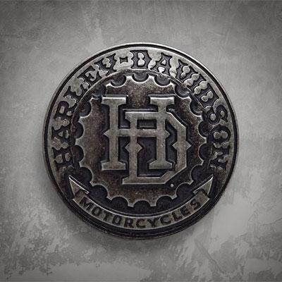 3D H-D Gear Buckle