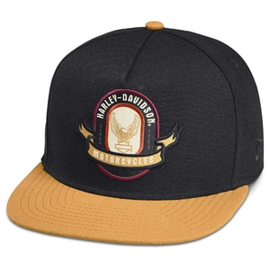 Eagle Crest Patch Cap