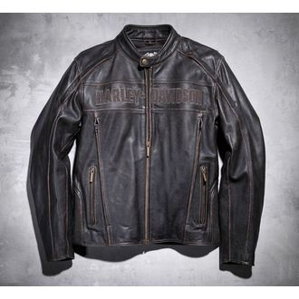 Roadway Leather Jacket
