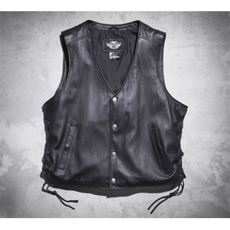 Pathway Leather Vest