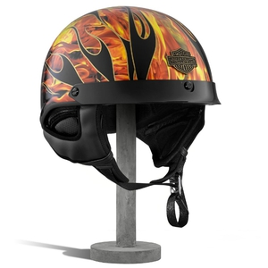 Fire Breather Ultra-Light J02 Half Helmet