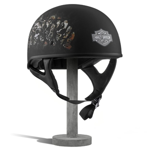 Gnashing Low Profile J01 Half Helmet
