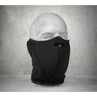 Wind-Resistant Fleece/Neoprene Face Mask