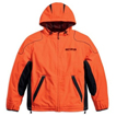 Hi-Vis Waterproof Hooded Jacket
