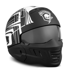 Skull Lightning 3-in-1 X04 Helmet