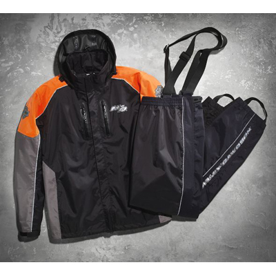 Rutledge Hi-Vis Rain Suit
