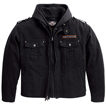 Road Warrior 3in1 Cotton Canvas Jacket