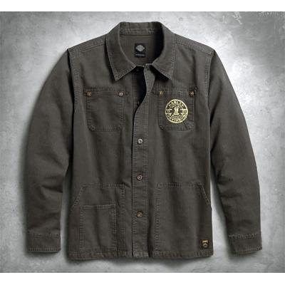 Workwear Slim Fit Casual Jacket