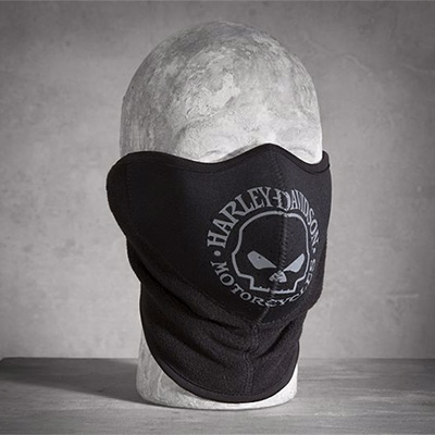 Skull Fleece/Neoprene Face Mask