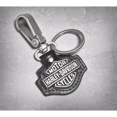 Bar & Shield Logo Key Fob
