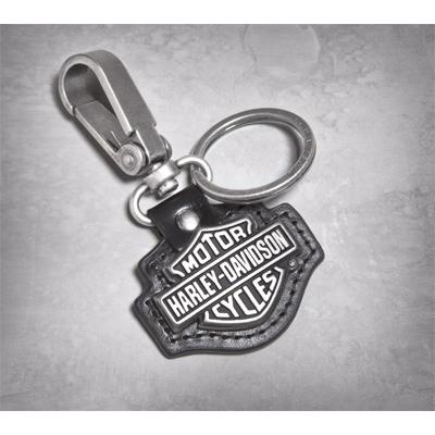 Bar & Shield Logo Key Fob