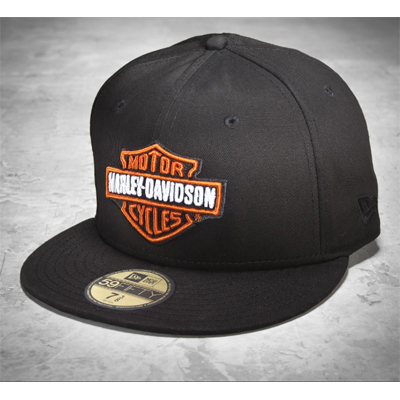 Bar & Shield Logo 59FIFTY Cap