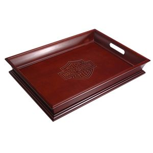 Bar&Shield Serving Tray