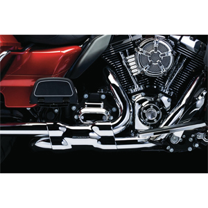 CRUSHER DUAL EXHAUST POWER CELL