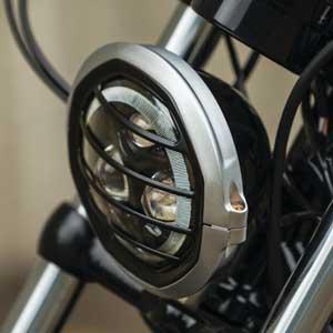 DILLINGER ヘッドライト トリムリング