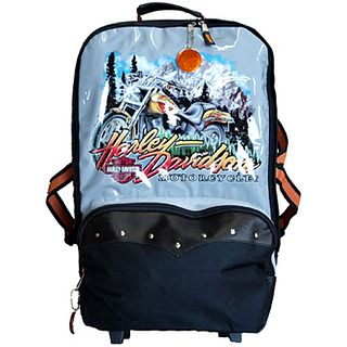 Harley-Davidson Rolling Backpack