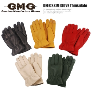GMG-11 DEER SKIN GLOVE Thinsulate