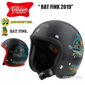 "GREASER ""RAT FINK 2019"""