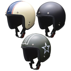 LEAD GRENVER スモールジェットヘルメット