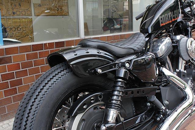 ハーレー XL1200X カスタム04