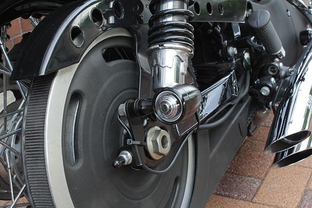 ハーレー XL1200X カスタム05