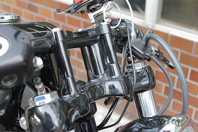 ハーレー XL1200X カスタム09