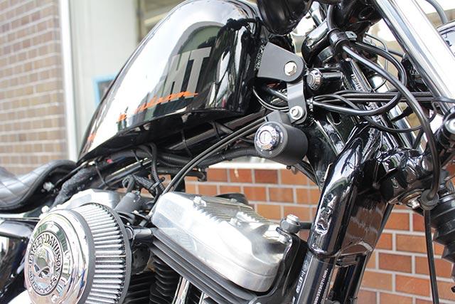 ハーレー XL1200X カスタム10
