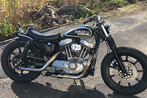 ハーレー XL1200S カスタム