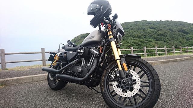 ハーレー XL1200CX カスタム02