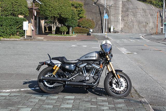 ハーレー XL1200CX カスタム08