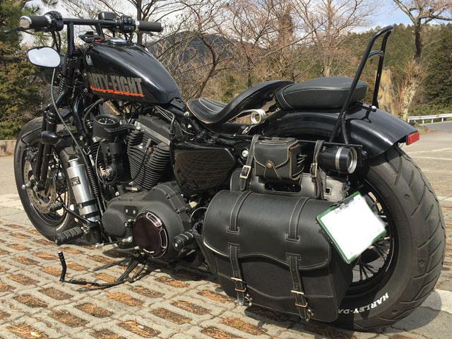 ハーレー XL1200X カスタム03