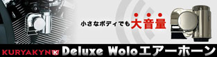 Deluxe Wolo エアーホーン