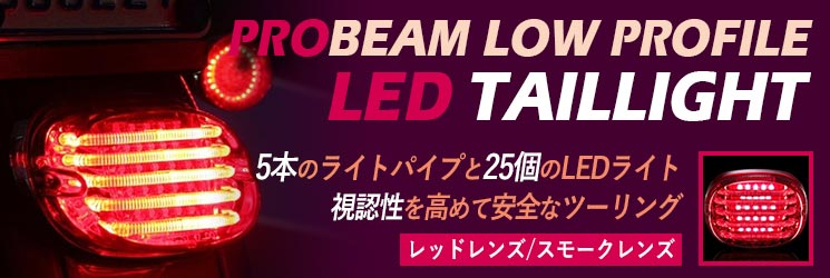 PROBEAM LOW PROFILE LEDテールライト